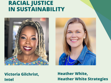 Systemic Racism & Sustainability: How We Move from Talk to Action