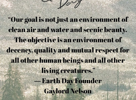 Celebrating Gaylord Nelson: Earth Day Turns 50