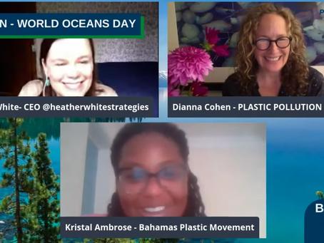 The Plasticity of Hope: Celebrating World Oceans Day
