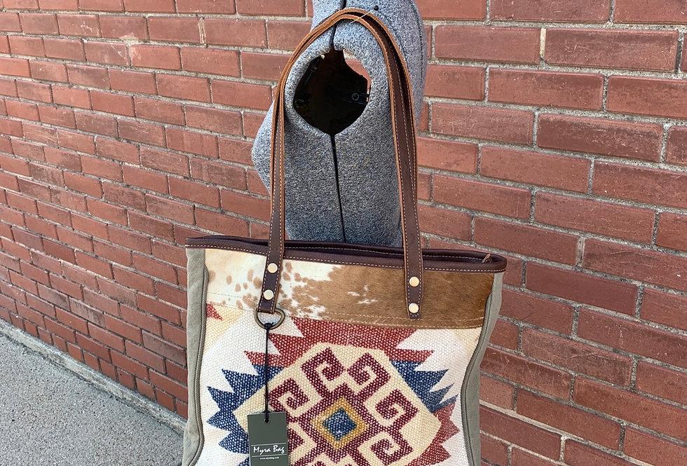 Painted Love Tote Bag