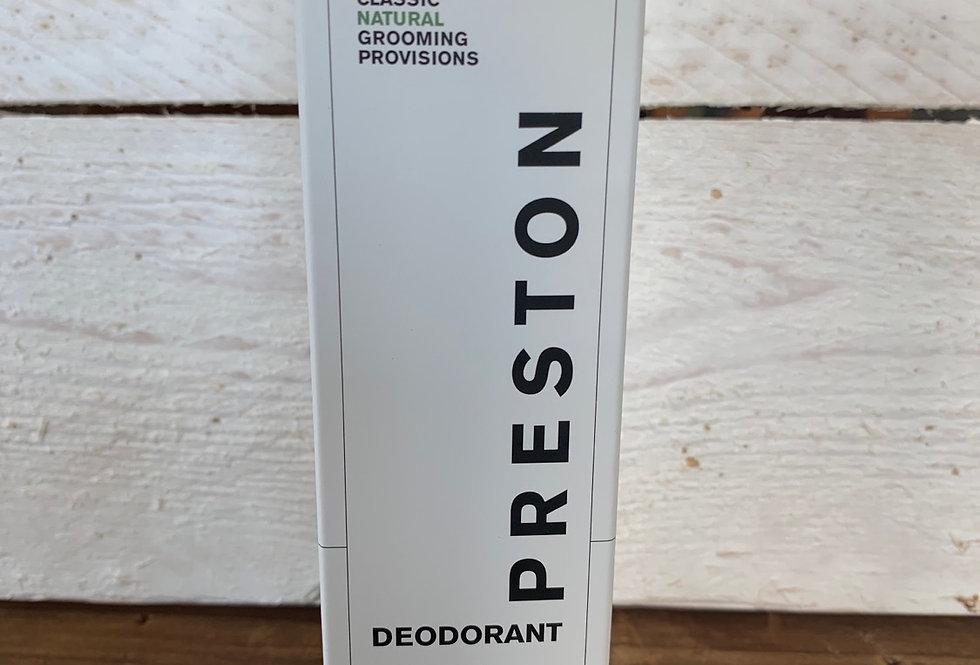 Preston Men's Line - Deodorant Masai Scent