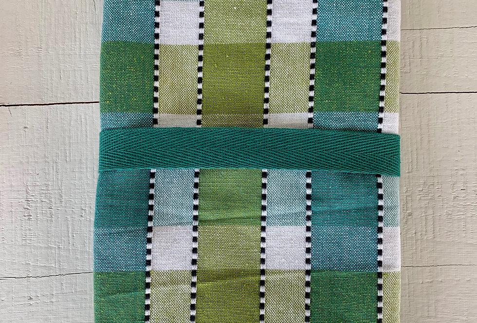 Set of 2 Dark Tones Dish Towel
