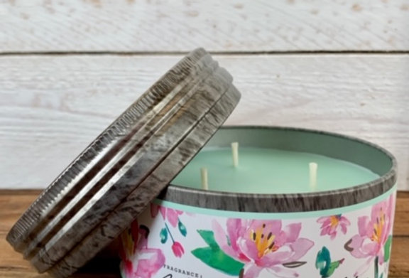 Tried & True Water Lily & Aloe Large Candle