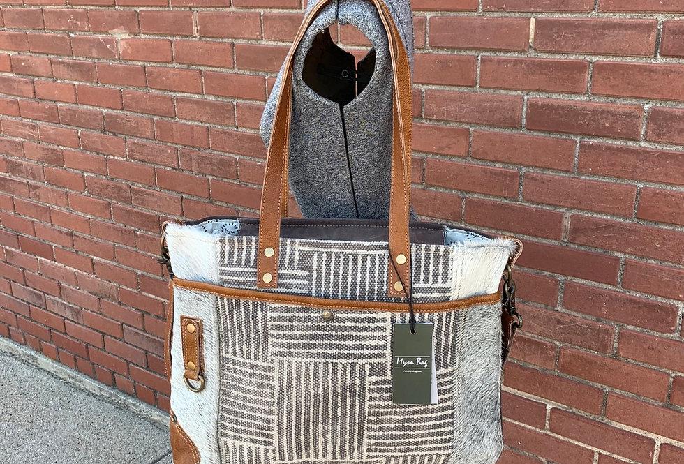 Cross Edge Messenger Bag
