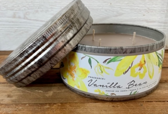 Tried & True Vanilla Bean Large Candle