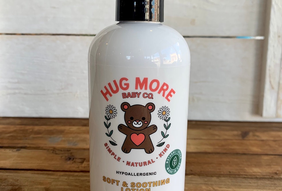 Hug More Soft & Soothing Lotion