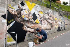 Autra Art Festival 16   Sam Crew (John Reaktor)