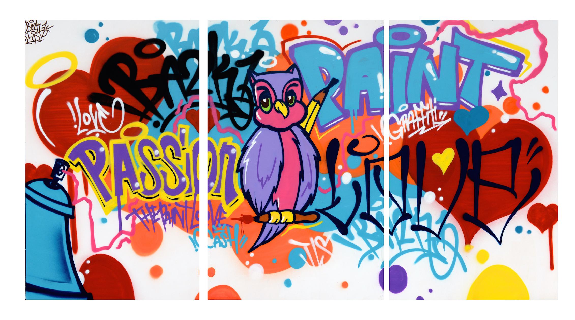 MR. BAZK ONE | Streetart.li