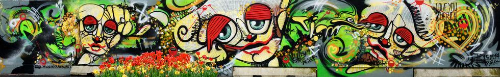 Dario de Siena | Europaallee | Streetart.Limited