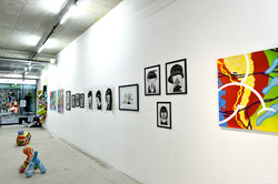 'from the west' Groupshow