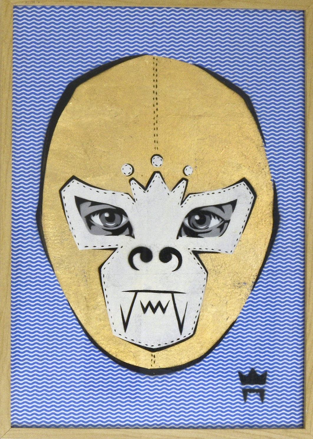 QUEENKONG | Streetart.Limited