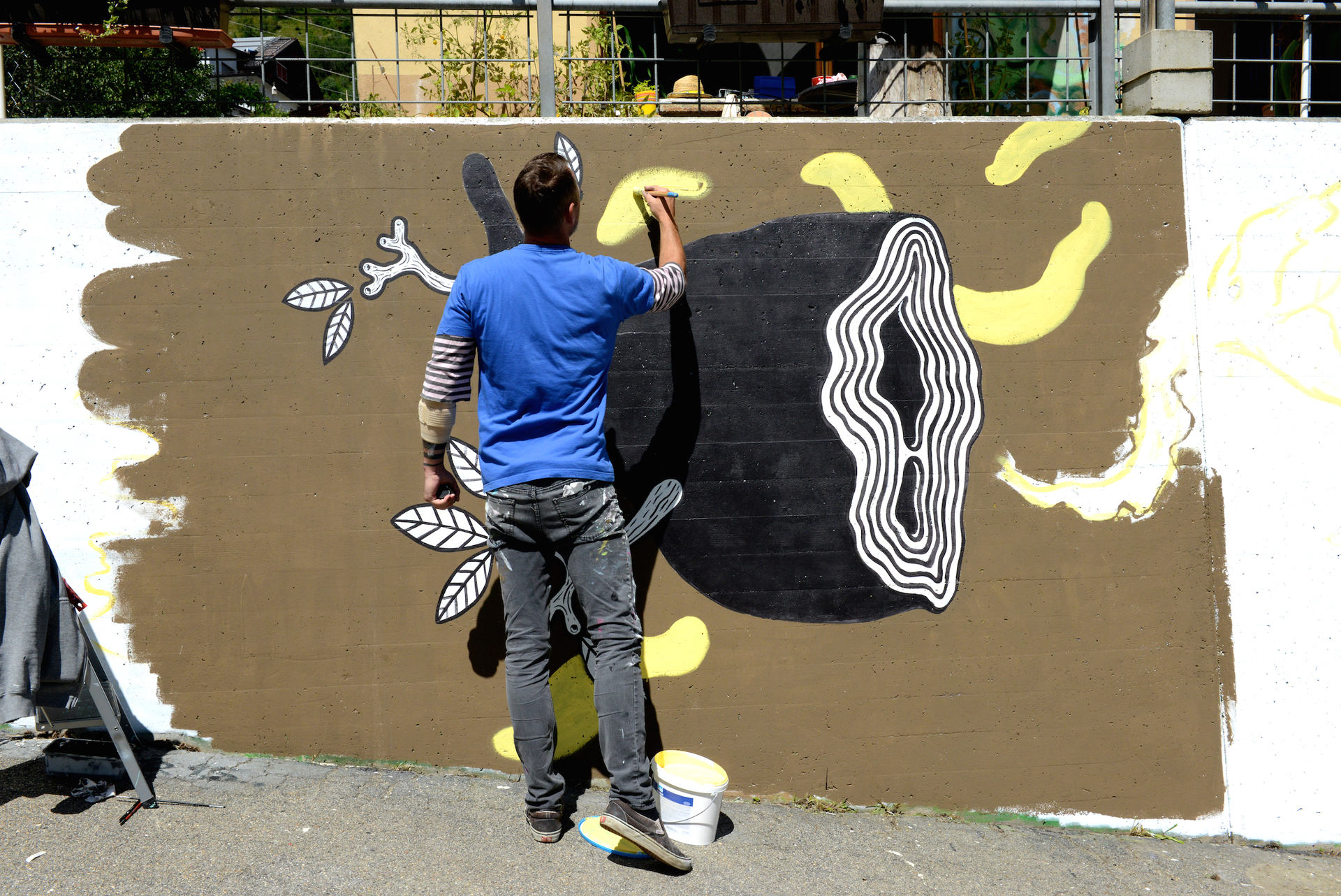 AAF 17 | Boosher and Acid (CH) | Streetart.Limited