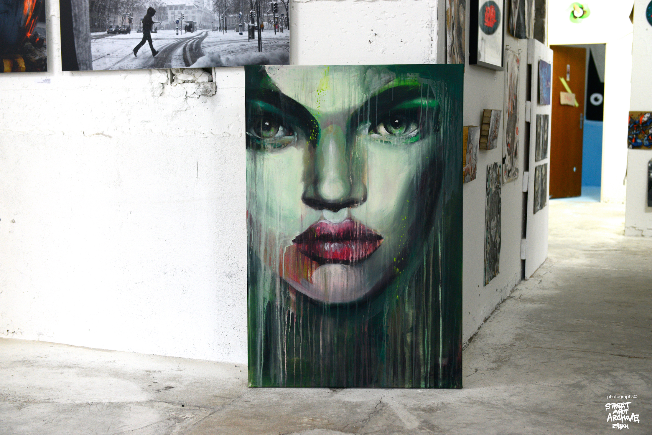 DARIO DE SIENA | Streetart.limited