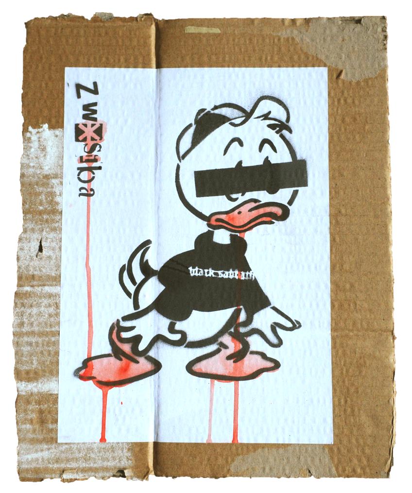 ZWOSIBA | Streetart.Limited