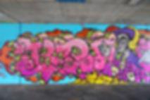 Legale Graffitiwand, Photo Streetartarchive