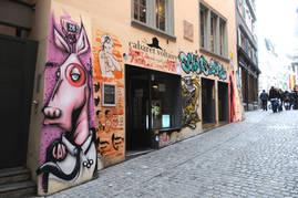 Cabaret Voltaire | Streetart Limited