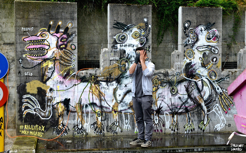 RALLITO X (BER) | Streetart.limited
