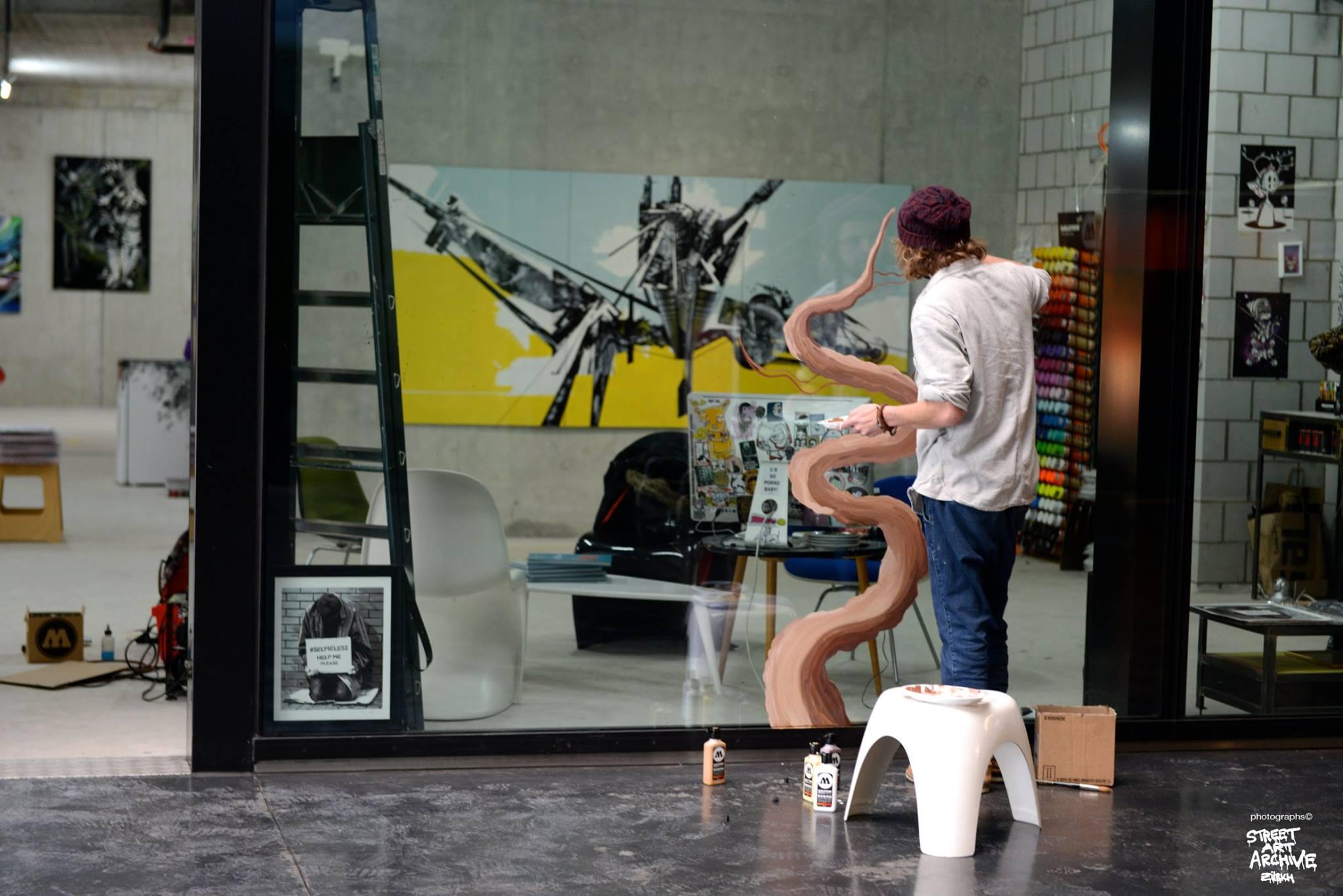 TERRA ART | Streetart.Limited