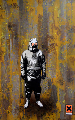 PLOTBOT KEN | Streetart.limited