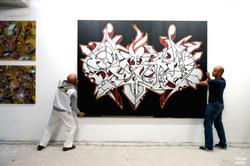 'The Beginning' | Streetart.Limited