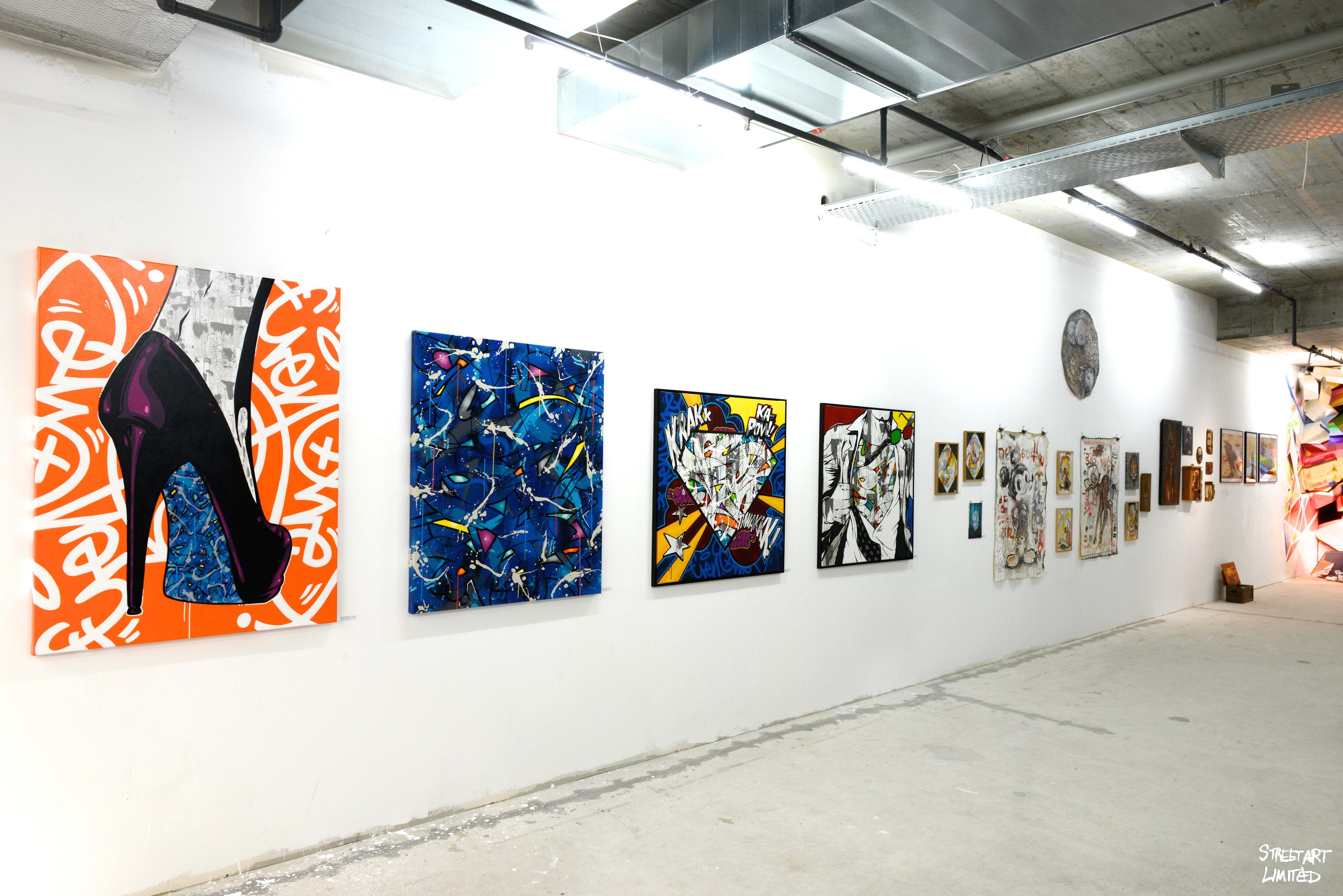Ausstellung Streetart.Limited