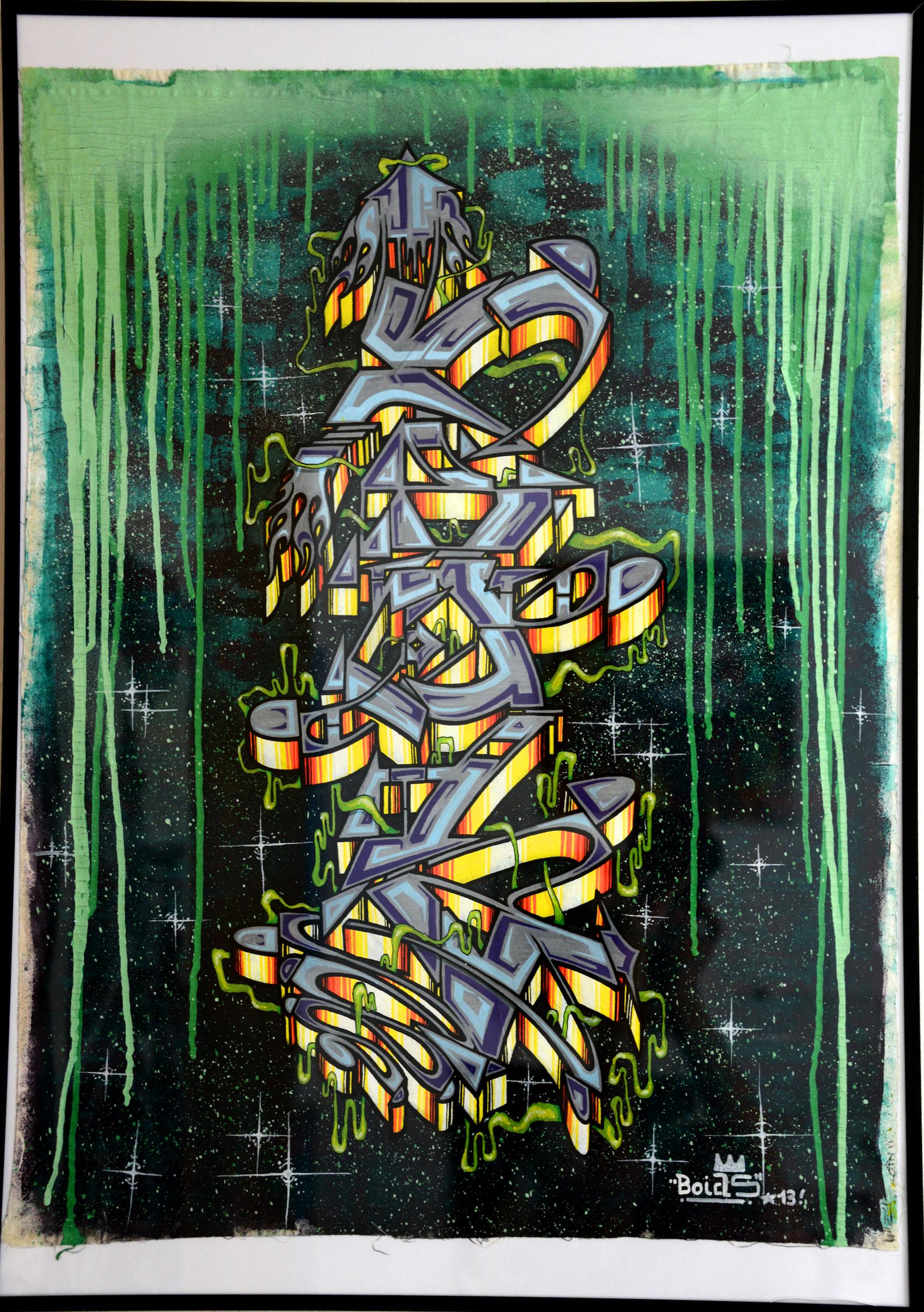 BOIA  | Streetart.limited