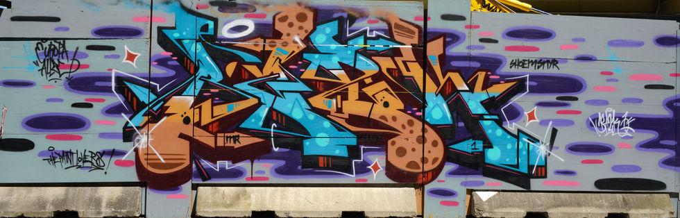 Mr.Bazk One | Europaallee | Streetart.Limited