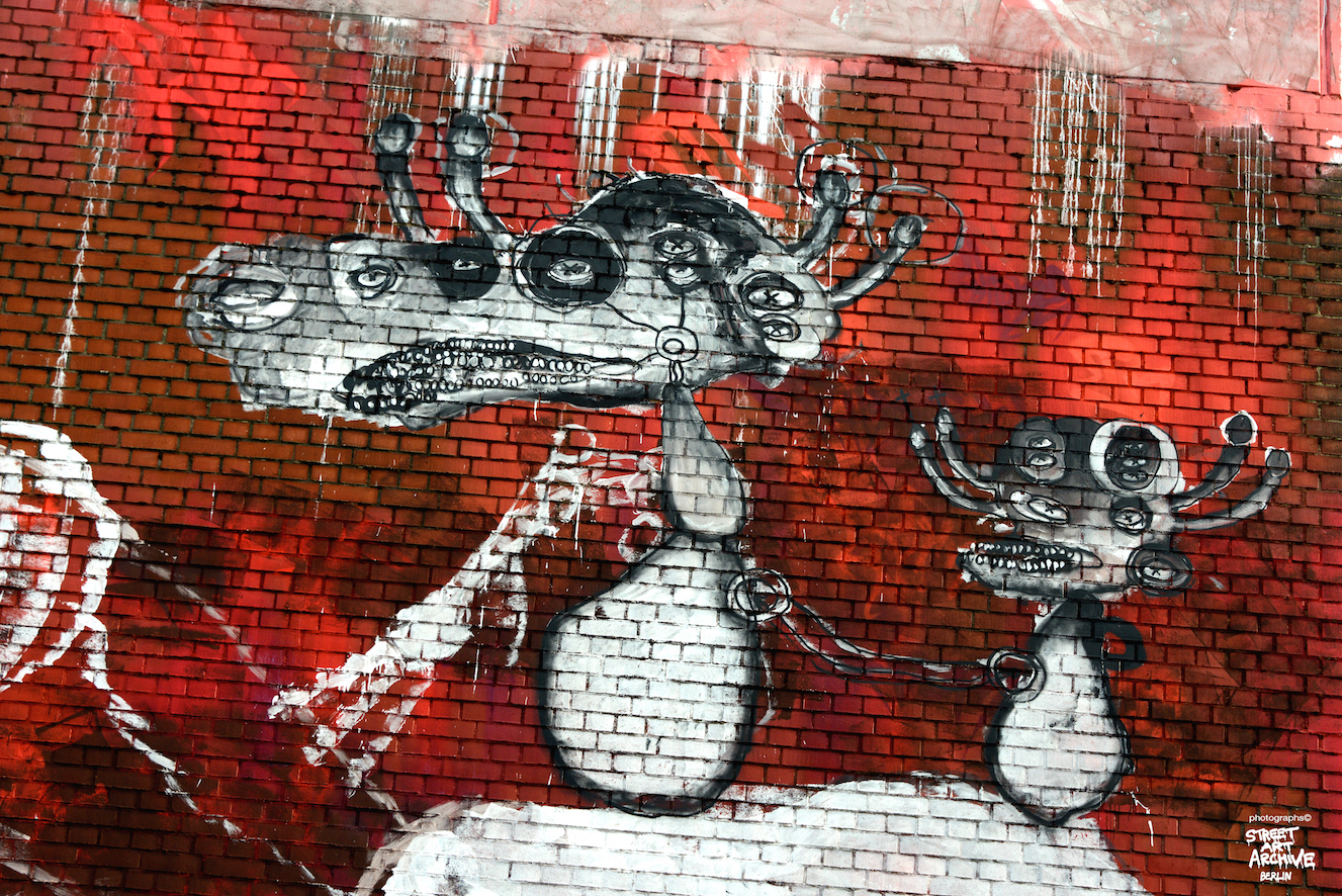 RALLITOX, BerlinRising, Teufelsberg