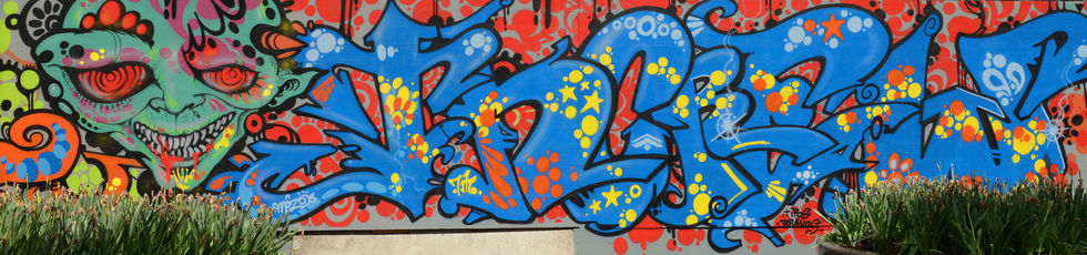 Mazo | Europaallee | Streetart.Limited