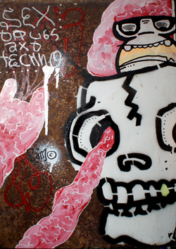 SAM CREW  | Streetart.limited