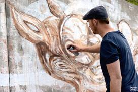 Autra Art Festival 16 | Sam Crew (John Reaktor)