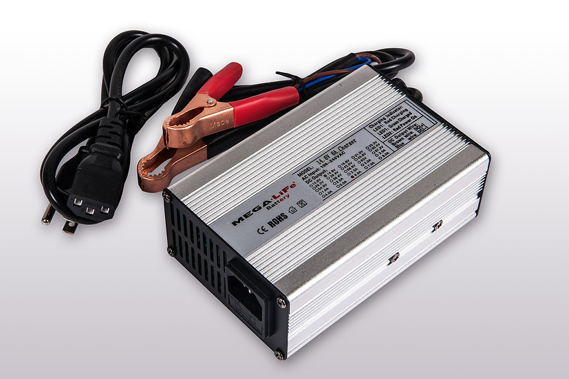 Battery Charger - MLBC14-6A