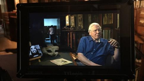 "David Attenborough, ""Natural Curiosities"" BBC4"