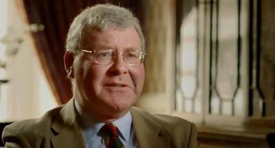 """Gary Sheffield, BBC4 """"Churchill's First World War"""""""