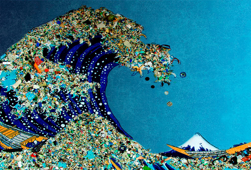 NO PLASTIC IS SAFE PLASTIC: Save the Ocean and Your Endocrine System!