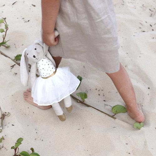 Petite Vous Olivia the Rabbit (white)