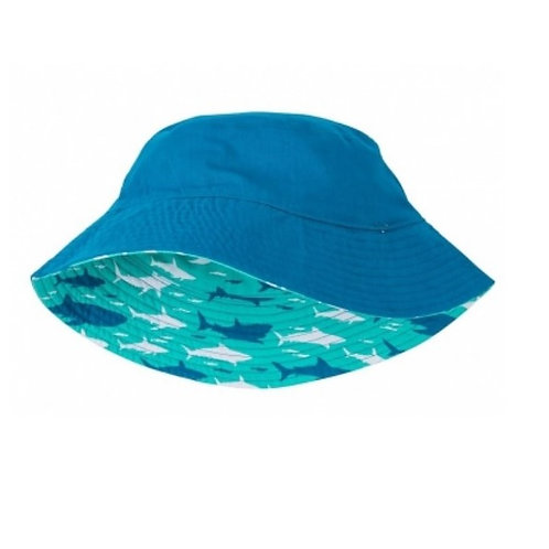 Hatley Sunhat Toothy Sharks