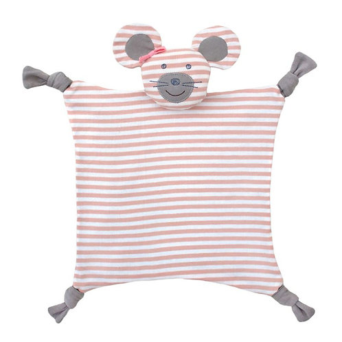 Apple Park Ballerina Mouse Organic Comforter
