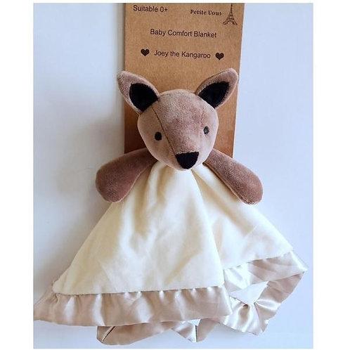 Petite Vous Baby Comfort Blanket - Joey the Kangaroo