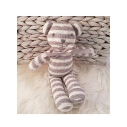 Petite Vous Rattle - Benji the Bear