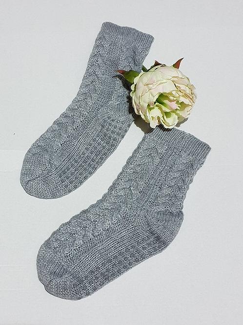 Aroma Home Socks - Grey