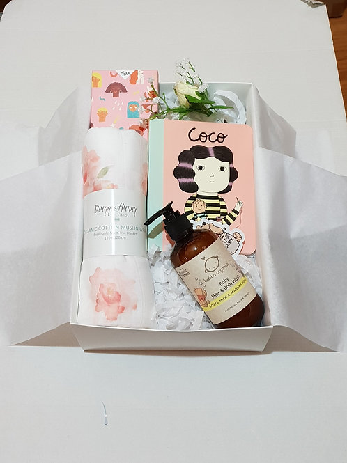 Coco Baby Girl Hamper