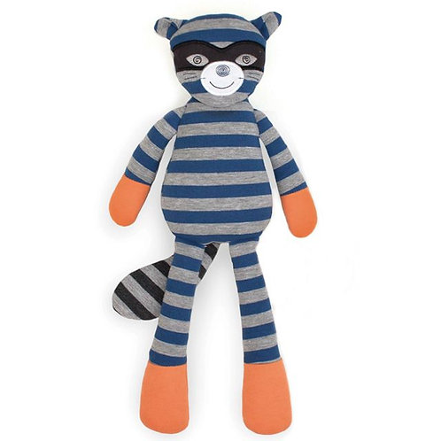 Apple Park Robbie Raccoon Organic Soft Toy
