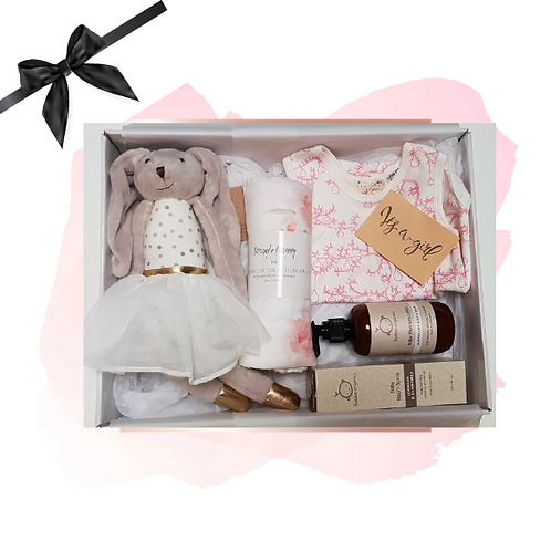 Olivia the Rabbit Hamper C
