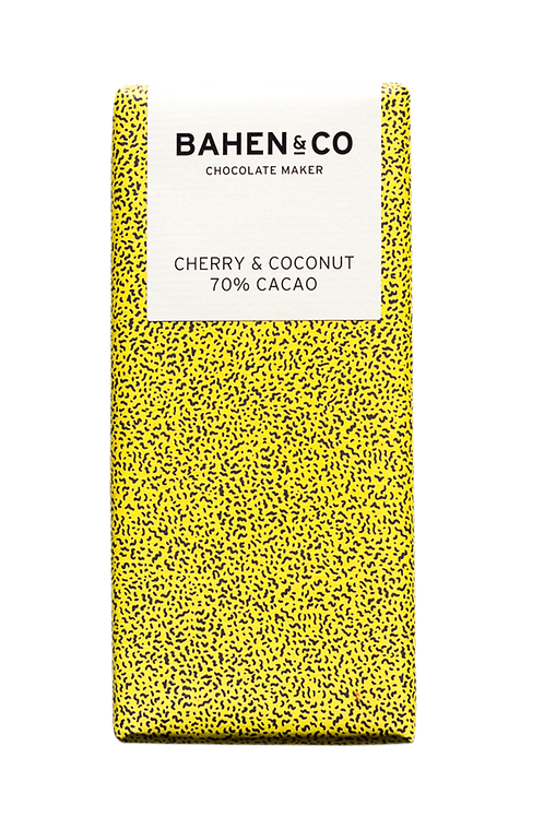 Bahen and Co Chocolate Cherry and Coconut