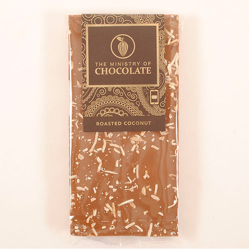 Ministry of Chocolate - Roasted Coconut