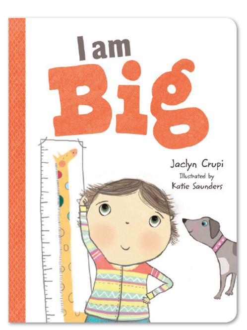 I Am Big Picture Book