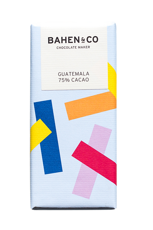 Bahen and Co Chocolate Guatemala