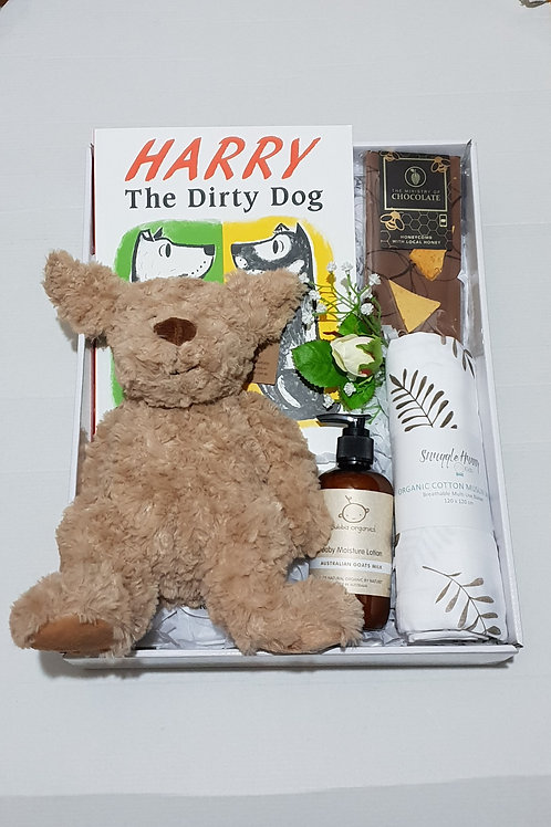 Harry the Dirty Dog Baby Hamper