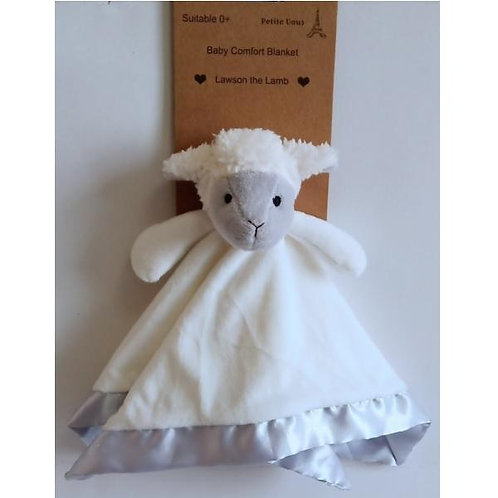 Petite Vous Baby Comfort Blanket - Lawson the Lamb